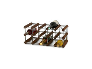 Traditional Wine Rack Viinipulloteline, 15 pulloa