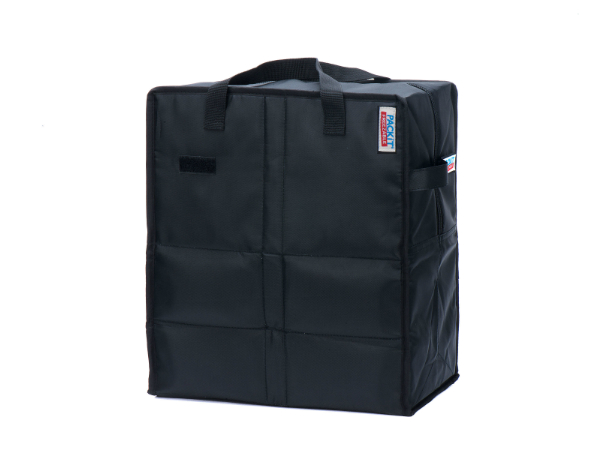 PackIt Shop Cooler musta 18,8 l